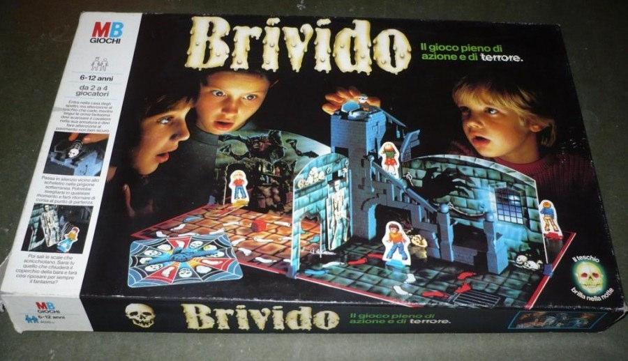 BRIVIDO